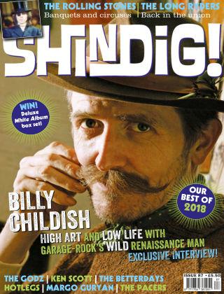 Shindig! Magazine Issue 87