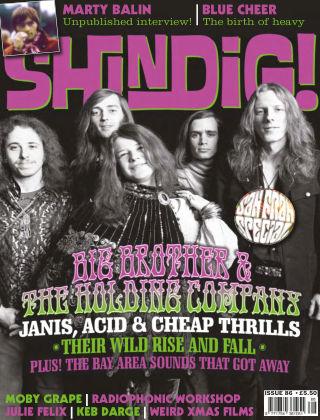 Shindig! Magazine Issue 86