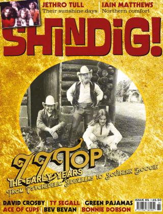 Shindig! Magazine Issue 85