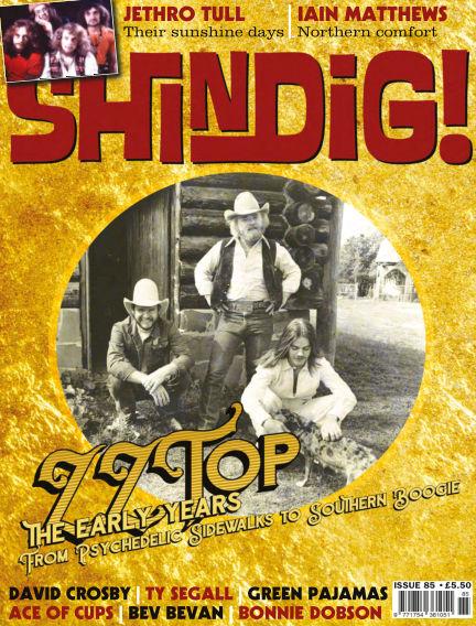 Shindig! Magazine November 01, 2018 00:00