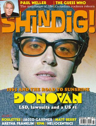 Shindig! Magazine Issue 84