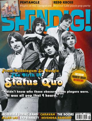Shindig! Magazine Issue 96
