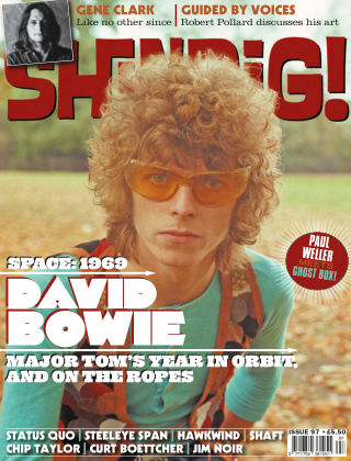 Shindig! Magazine Issue 97
