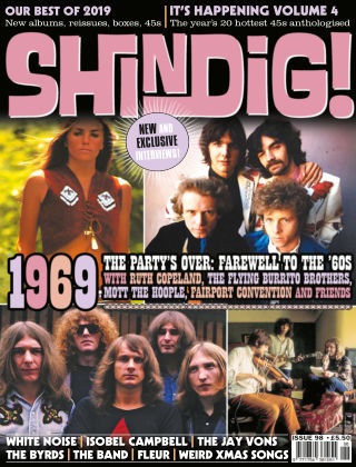 Shindig! Magazine Issue 98