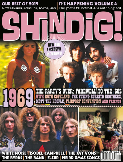 Shindig! Magazine December 05, 2019 00:00