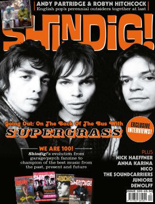 Shindig! Magazine Issue 100