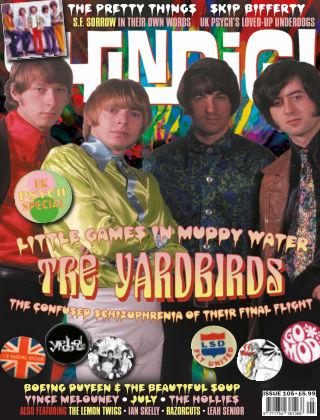 Shindig! Magazine Issue 105