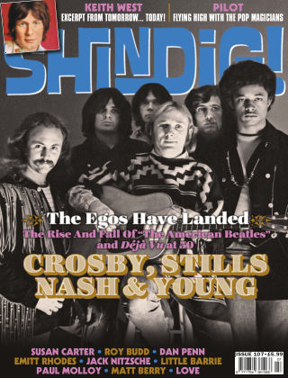 Shindig! Magazine Issue 107