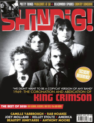 Shindig! Magazine Issue 110