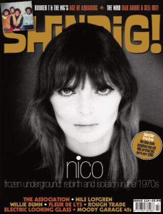 Shindig! Magazine Issue 114