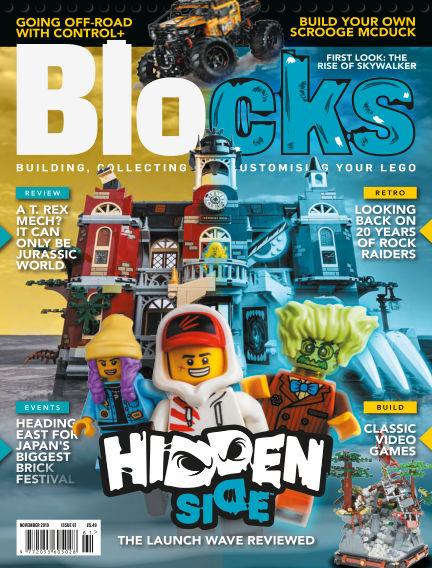 Blocks Magazine October 24, 2019 00:00