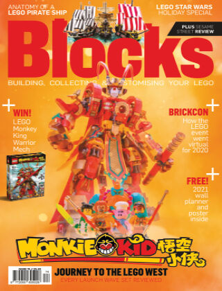 Blocks Magazine Issue 74