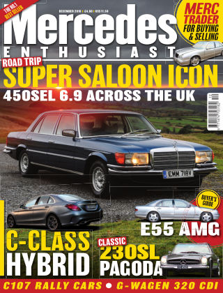 Mercedes Enthusiast December 2018