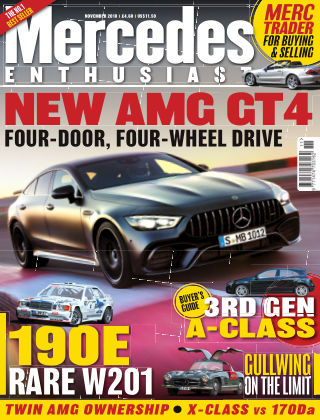 Mercedes Enthusiast November 2018
