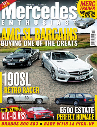 Mercedes Enthusiast October 2018