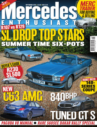 Mercedes Enthusiast September 2018