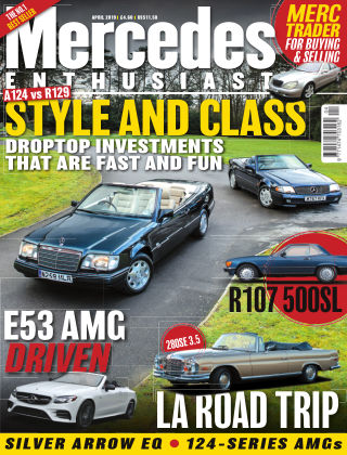 Mercedes Enthusiast April 2019