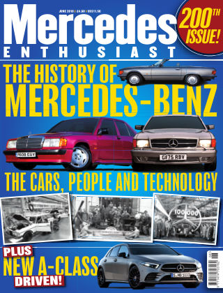 Mercedes Enthusiast June 2018