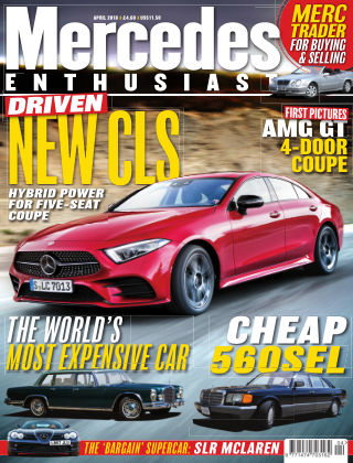 Mercedes Enthusiast April 2018