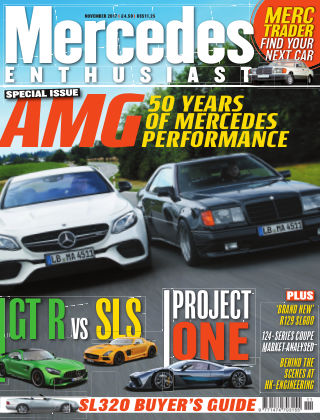 Mercedes Enthusiast November 2017