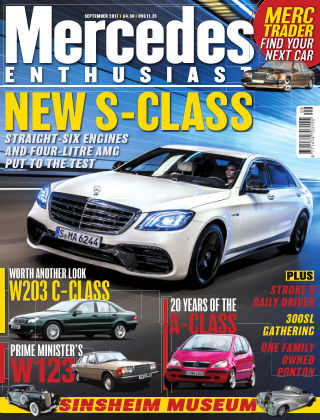 Mercedes Enthusiast September 2017