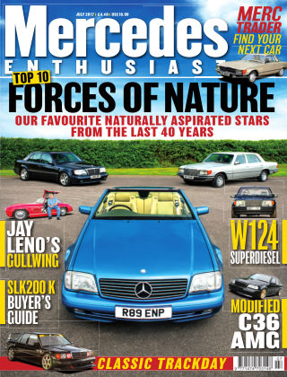 Mercedes Enthusiast July 2017