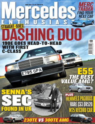 Mercedes Enthusiast June 2017