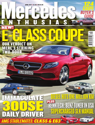 Mercedes Enthusiast April 2017