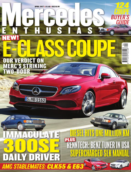 Mercedes Enthusiast March 17, 2017 00:00