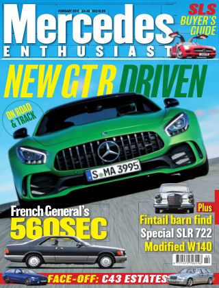 Mercedes Enthusiast February 2017