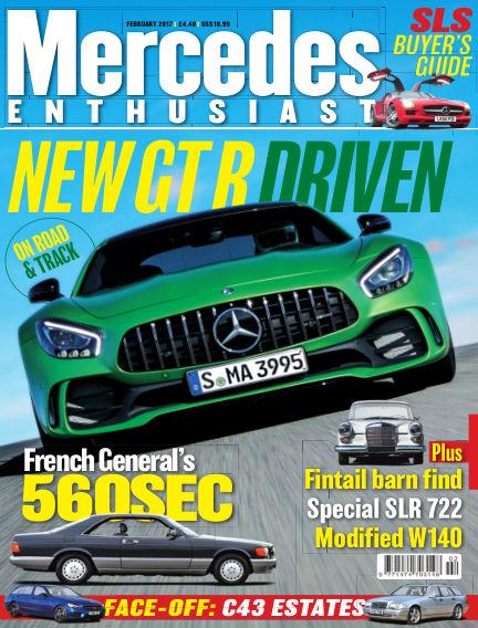 Mercedes Enthusiast January 20, 2017 00:00