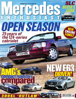 Mercedes Enthusiast January 2017