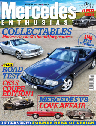 Mercedes Enthusiast December 2016
