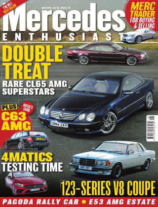 Mercedes Enthusiast May 2019