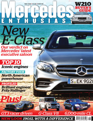 Mercedes Enthusiast May 2016
