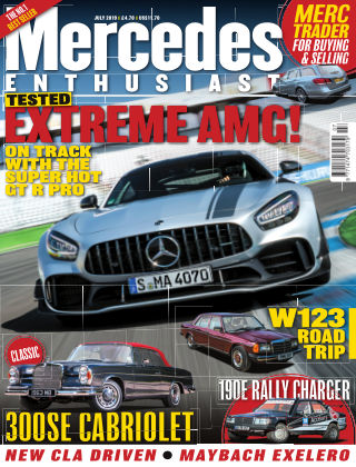 Mercedes Enthusiast July 2019