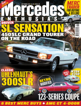Mercedes Enthusiast September 2019