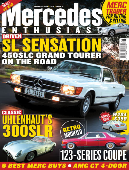 Mercedes Enthusiast August 16, 2019 00:00