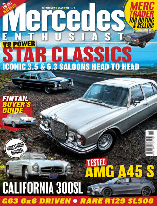 Mercedes Enthusiast October 2019