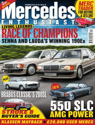 Mercedes Enthusiast December 2019