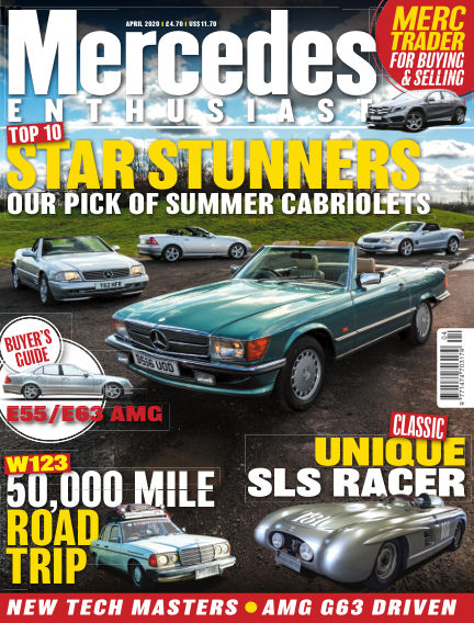 Mercedes Enthusiast March 20, 2020 00:00