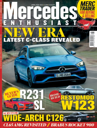 Mercedes Enthusiast April May 2021