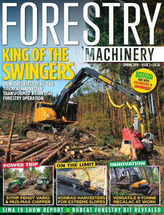 Forestry Machinery Issue 2