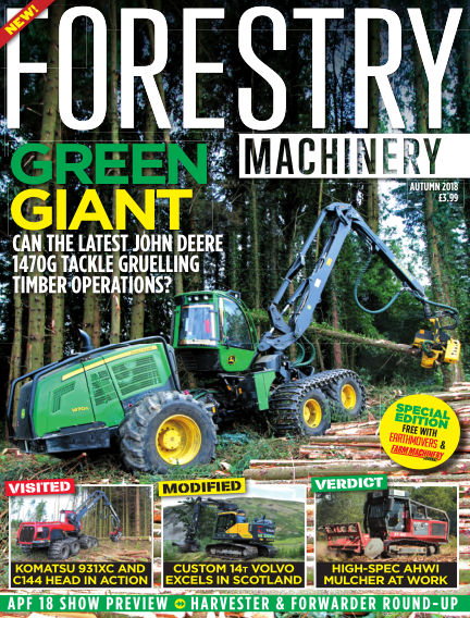 Forestry Machinery April 01, 2019 00:00