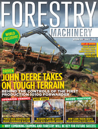 Forestry Machinery Issue 3