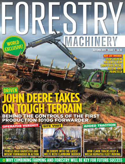 Forestry Machinery September 06, 2019 00:00