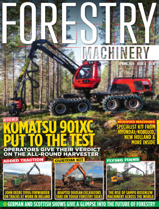 Forestry Machinery Issue 4