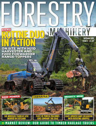 Forestry Machinery Issue 5