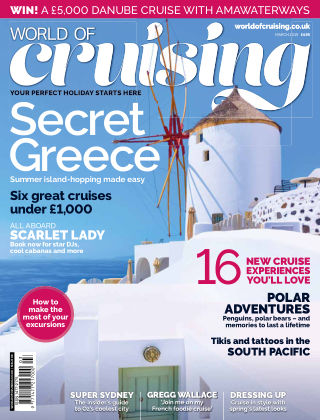 World of Cruising March 2019