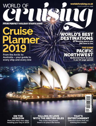 World of Cruising Cruise Planner 2019